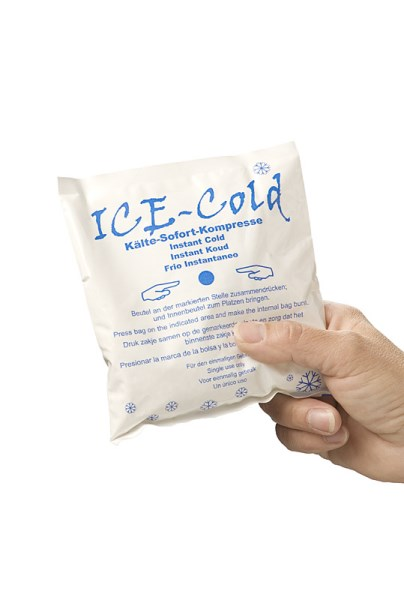 Instant coldpack 14,5 x 17 cm