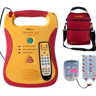 Defibtech Trainer AED Pakket